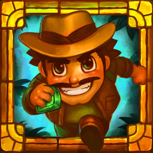 Brave Hero: The Amazing Run through the Despicable Tribal Temple Maze iOS App