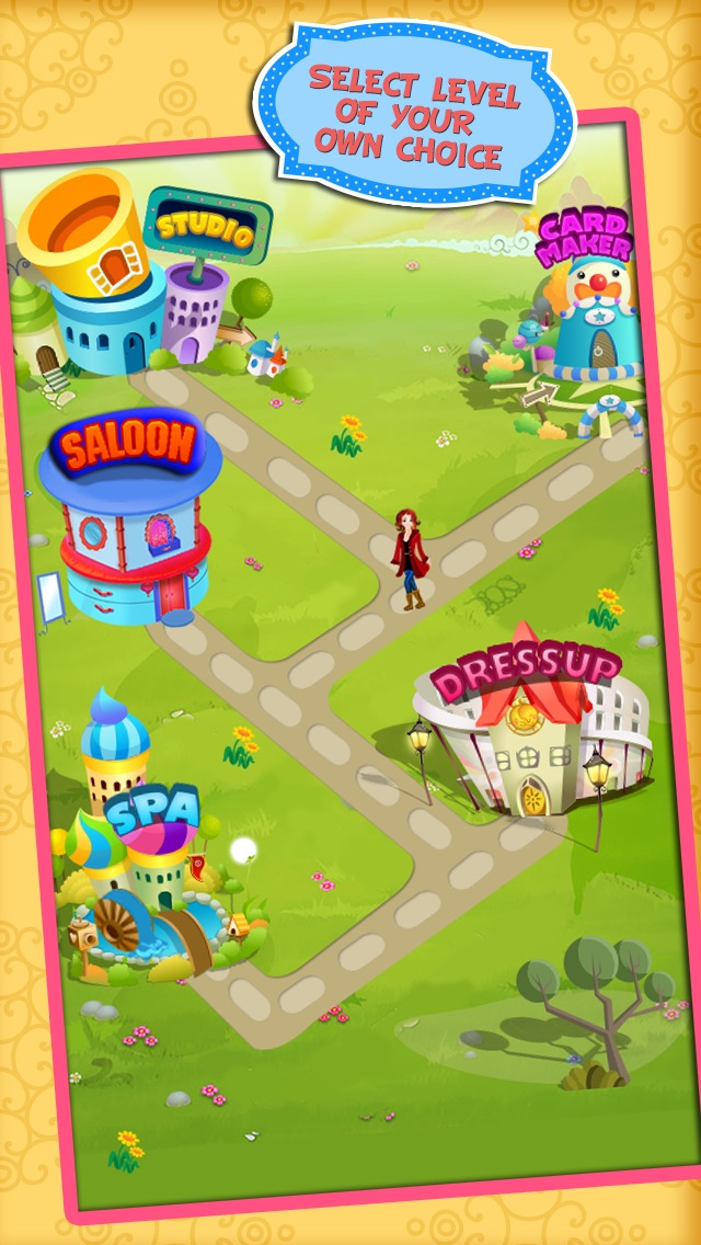 download Weekend Fashion Saloon – Girl dress up stylist boutique and star makeover salon game appstore review
