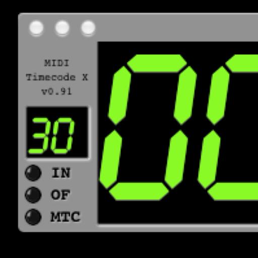 MIDI Timecode X
