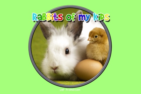 rabbits of my kids - no ads screenshot 1