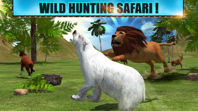 Screenshot #1 pour Angry Lion Attack 3D