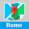 Rome travel guide and offline city map, BeetleTrip Roma metro tube underground route planner trip advisor