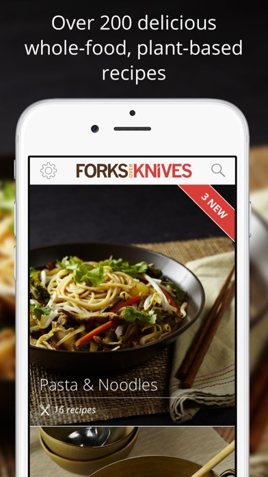 Forks Over Knives - H... screenshot1