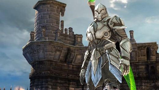 Infinity Blade IPA Cracked for iOS Free Download