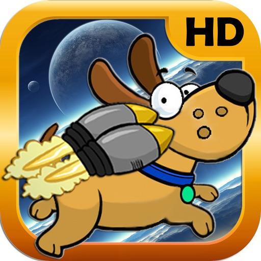 Crazy Space Dog iOS App