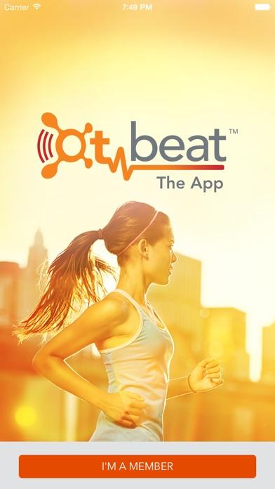 Screenshot for Orangetheory OTbeat in United States App Store