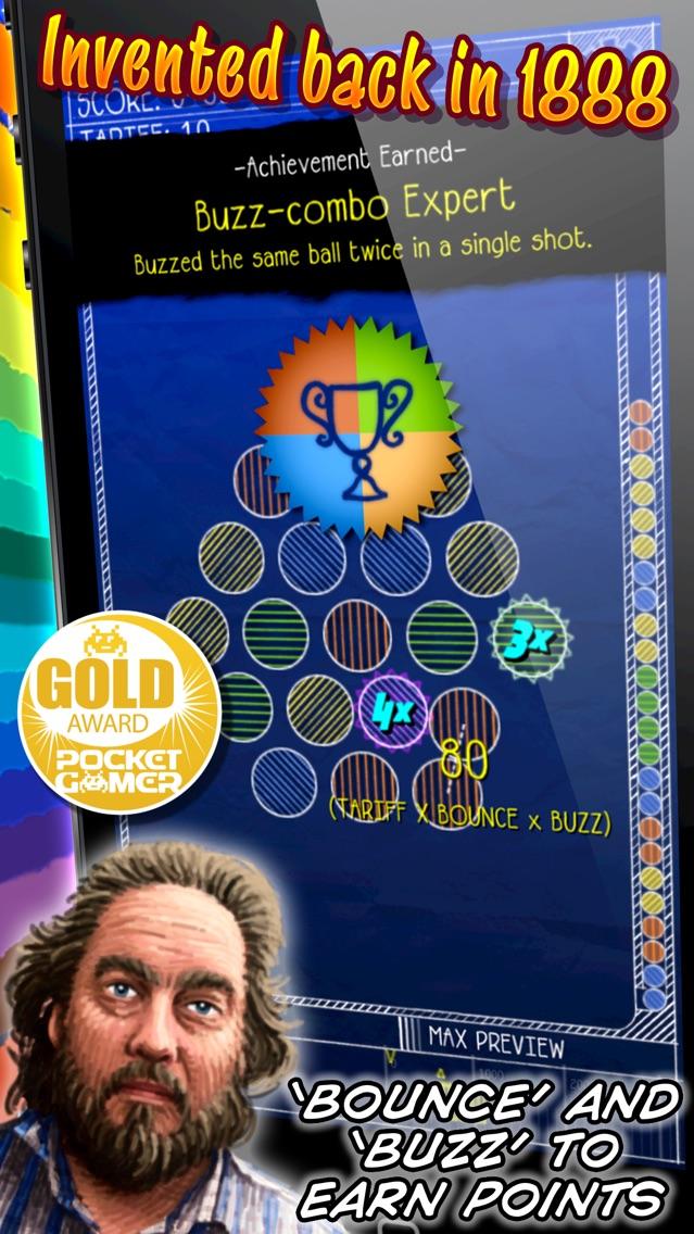 Screenshot #8 for Magnetic Billiards: Blueprint