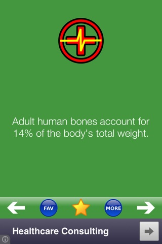 Health and Fitness Facts & Tips 1000 FREE! Best Cool Healthy Tip of the Day! screenshot 1
