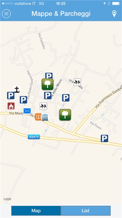 Screenshot of SmartCity Sorisole3