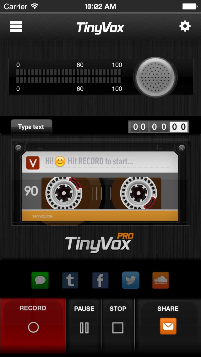 download TinyVox Pro • voice memos for the win! apps 0