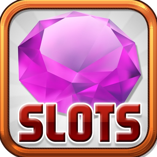 A Diamonds and Gems Mega Slot-Machine: Free Loose Slots Games iOS App