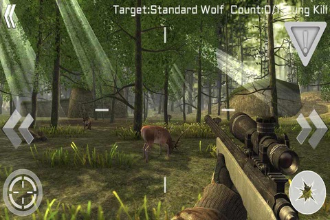 Hunter 3D 2015 screenshot 2