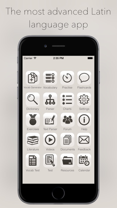 iPhone Screenshot 1