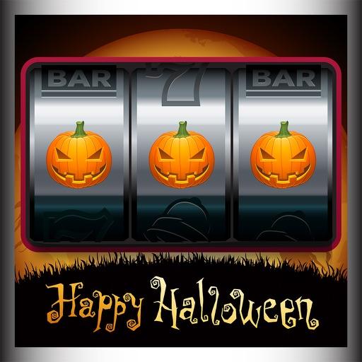 Haunted Halloween Slot Machine - Win Big Jackpots with Halloween Spooky Casino Slots Game and Get Halloween Party Slots Bonus iOS App