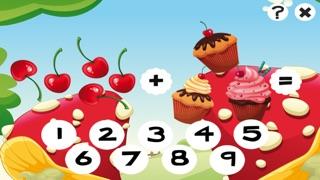 123 Actif! Jeu Pour Apprendre À Additionner Avec des Biscuits Pour Les EnfantsCapture d'écran de 2