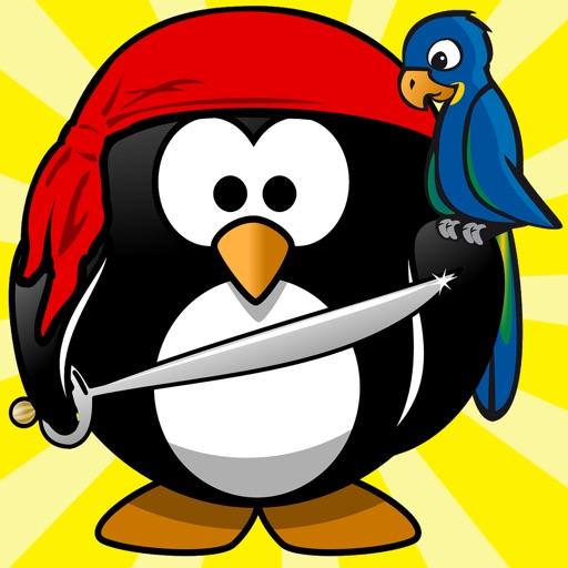 Clever Penguin Jumper Adventure Games for Kids iOS App