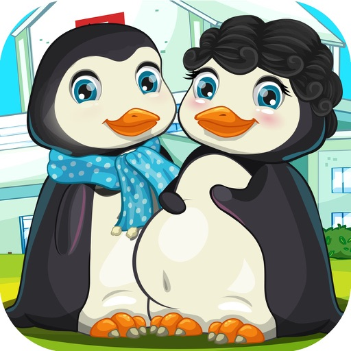 Pet Ice Mommy's Newborn Doctor - my new baby salon & makeover care! iOS App