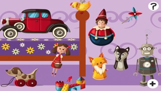 Screenshot of Attivo! Gioco Per i Bambini Per Imparare a Contare 1-10 Con i Giocattoli1