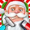 Santa Shave - A Crazy Beard!