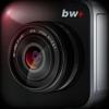 B&W Cam - Les effets de la cabine de photo en direct sur la caméra