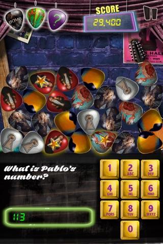 Melissa Etheridge's Phonebook Challenge screenshot 3