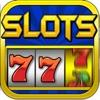 `Lucky Gold Vegas 777 Slots — Slot Machine with Casino 21 Blackjack, Prize Wheel