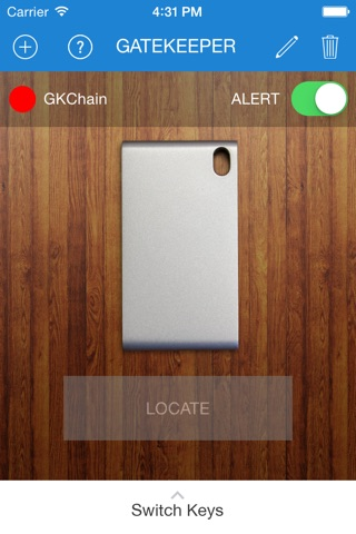 GateKeeper - Locate and Alert screenshot 4