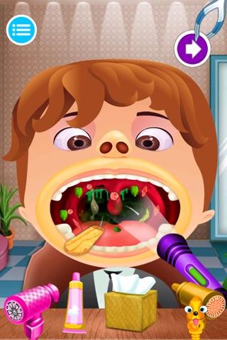 Funny Kid's Throat Doctor screenshot 3