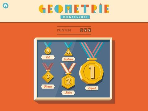 Montessori Geometrie - Ontdek de vormen met Tam & Tao Screenshot