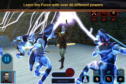 Star Wars®: Knights of the Old Republic™ screenshot 2