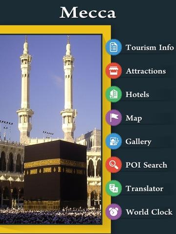 Screenshot #2 for Mecca Offline Guide