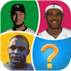 Word Pic Quiz Famous Athletes - name the greatest faces in baseball, football, soccer and other sports