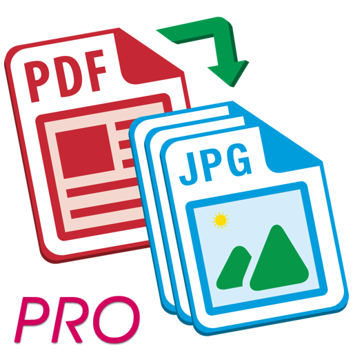 PDF to JPG Pro : The Batch PDF to Image Converter with Automation