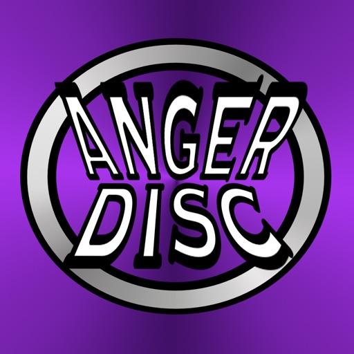 Anger Disc iOS App