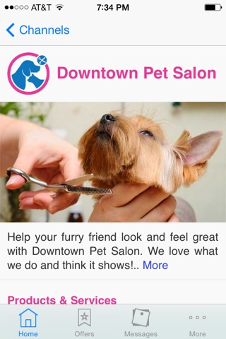 App4Groomer screenshot 1