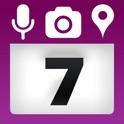 Tomorrow - Semplice, audio, foto e testo di promemoria per tutti, gratuitamente! icon