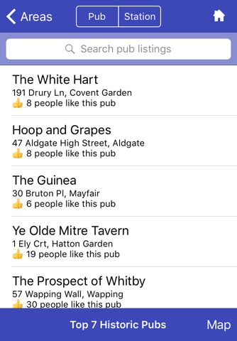 Top 7 London Pubs screenshot 4