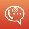 eMailChat para Gmail, conversar e chamada de graça