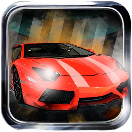 A Auto Car Death Underground  Racing Pro HD - Super Speed Nitro to escape police in highway iOS App