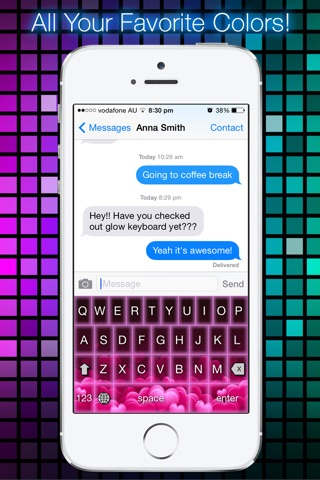 Glow Keyboard - Customize & Theme Your Keyboards screenshot 3
