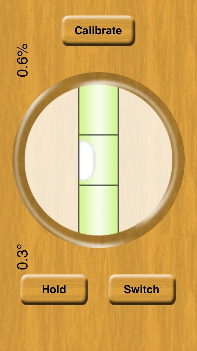 Screenshot von Wasserwaage1
