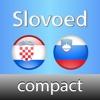 Slovenian <-> Croatian Slovoed Compact dictionary