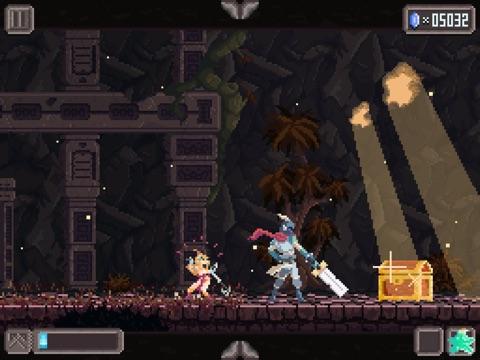 Combo Queen (Action RPG Hybrid) Screenshot