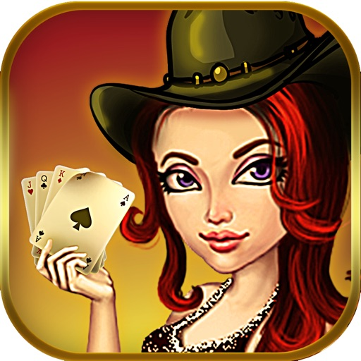 Let Em Ride Western Poker Arena - Play Texas Cards With A Fresh Deck Pro iOS App