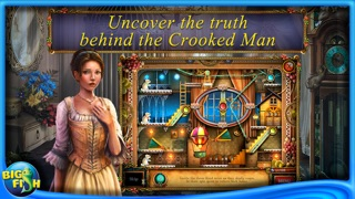 Cursery: The Crooked Man and the Crooked Cat - A Hidden Object Game with Hidden Objects-2