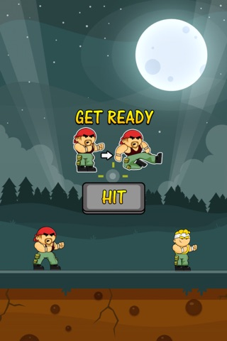 Army! Hit, Kick and Punch Like Crazy screenshot 4