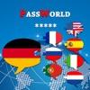 PassWorld – Ihr Deutsch/Englisch Sprachführer für unterwegs und Französisch, Spanisch, Italienisch, Niederländisch, Portugiesisch, Russisch