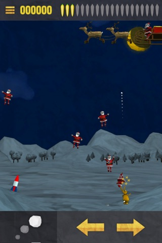 Xmas Invaders 3D screenshot 1