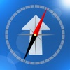 Direction Compass : Maps in Motion app for iPhone/iPad
