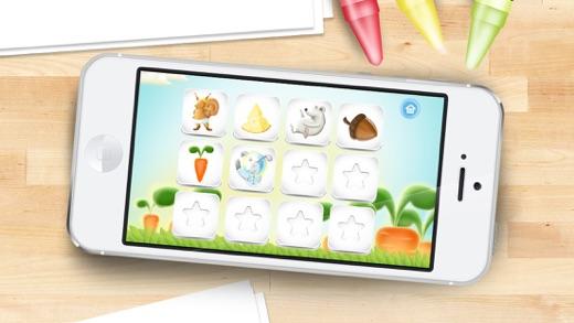 Spiel mit Bibo: unterhaltsames Lernspiel für Kinder im Alter von 1-5 - for iPhone Screenshot